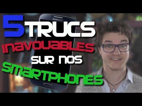 CHRIS : 5 Trucs Inavouables Sur Nos Smartphones