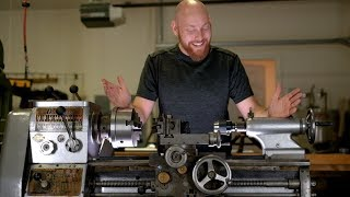 Lathe Rebuild Part 11 - S02E14