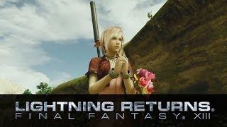 FFVII Aerith - LIGHTNING RETURNS: FINAL FANTASY XIII