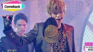 [Comeback Stage] TEEN TOP - Missing, 틴탑 - 쉽지않아, Music Core 20140913