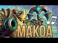Paladins song makoa imagine dragons believer parody mp3