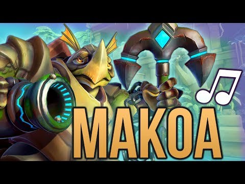 Paladins Song - Makoa (Imagine Dragons - Believer PARODY) ♪
