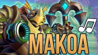 Paladins Song - Makoa (Imagine Dragons - Believer PARODY) ♪