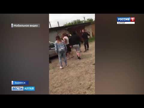 Массовая драка произошла в Заринске