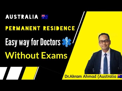 MEDICAL ADMINISTRATOR, EASYIEST WAY TO COME AUSTRALIA   MBBS/BDS/PHARMACY+MBA HM/MHA/MPH eligible?
