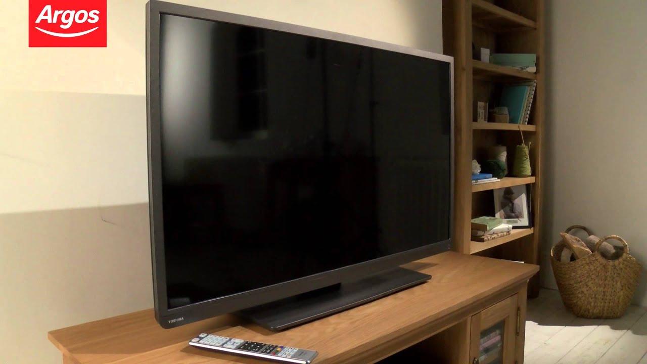 Toshiba 40l3455db 40 Inch Full Hd Fvhd Smart Led Tv Argos Review