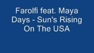 Alex Farolfi feat. Maya Days - Sun
