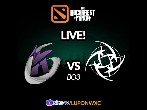 Keen Gaming vs Nip - Bucharest Minor - g1