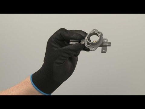 Center Rear Orifice Holder – Kitchenaid Gas Downdraft Cooktop Repair (Model #KCGD506GSS00)