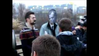 Dzień Gniewu - 21.03.2012 - Nie dla ACTA! Donek pływa. POZNAŃ