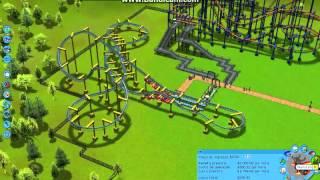 como jogar Roller Coaster Tycoon 3 Platinum