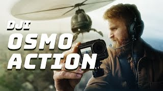 New DJI OSMO Action Made Vlogging EASY - Here's Our Thoughts