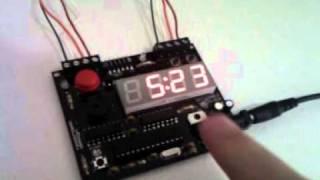 Nootropic Design Defusable Clock Kit Demo