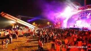 Мотоангелы: Волгоград, байк-шоу 2013