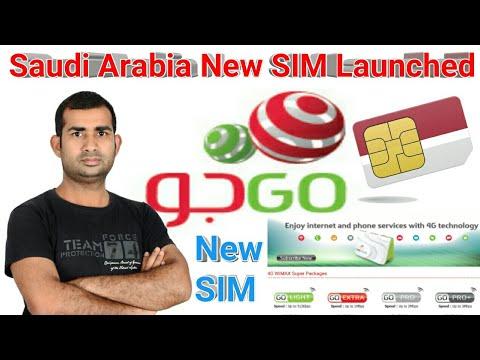 2018 February New Sim? GO Sim | Saudi Arabia telecom ki nayi peskas || High speed internet