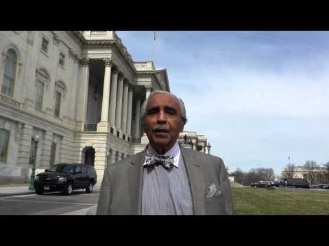 Rep Rangel: America needs a Draft and War Tax