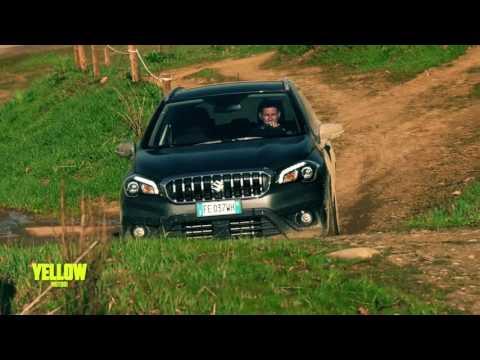 SUZUKI S-CROSS [Off-Road Test Drive]