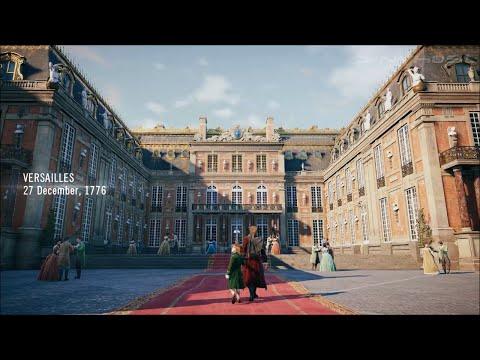 Assassin's Creed Unity  Part 1 - Memories of Versailles