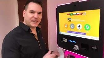 Bitcoin ATM in Österreich (Kaufen und Verkaufen)