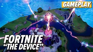 "Fortnite's ""The Device"" Event Gameplay 