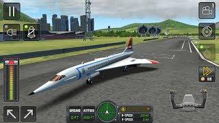 Flight Sim 2018 - #21 New Airplane Unlocked | Plane Simulator Games - Android GamePlay FHD