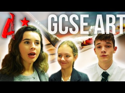 How to REALLY get an A* in GCSE Art ᴴᴰ