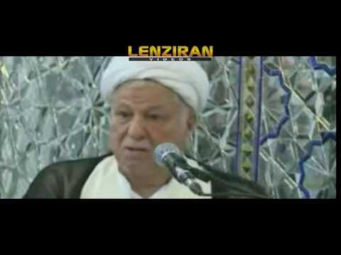 Hashemi Rafsanjani :Ayatollah Khamenei was dealing with Americans not Hassan rouhani !