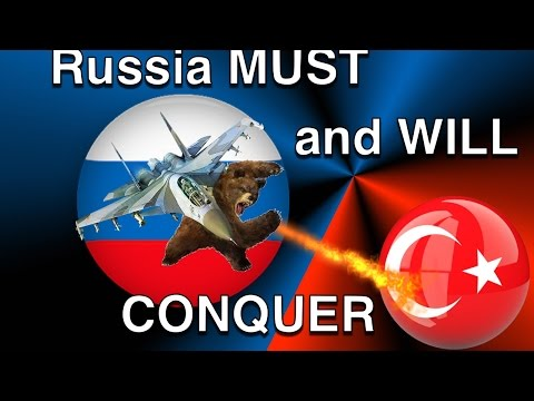 Russia 'MUST' Conquer Turkey: End Time Bible Prophecy Revealed