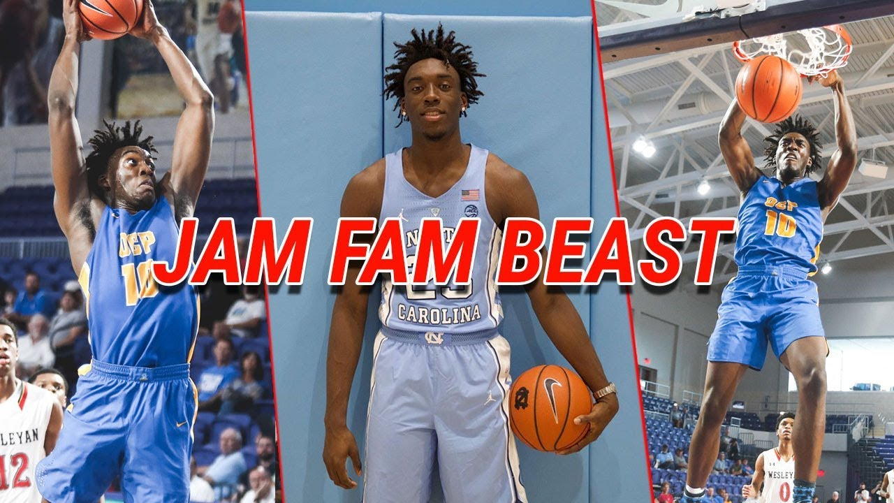 san francisco 890a1 01523 Jam Fam's Nassir Little Official Senior Year Mixtape! UNC BOUND 🍓
