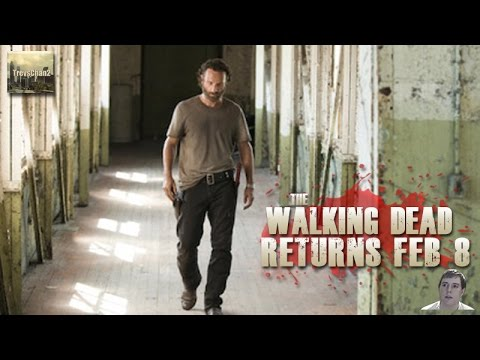 The Walking Dead Season 5 Returns February 8 2015 With Episode 9 - T2 Q and A 1
