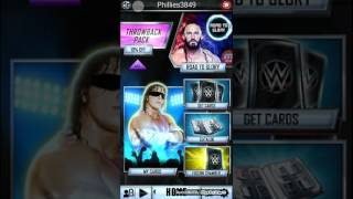 Summerslam Fusion Chamber! WWE SuperCard!