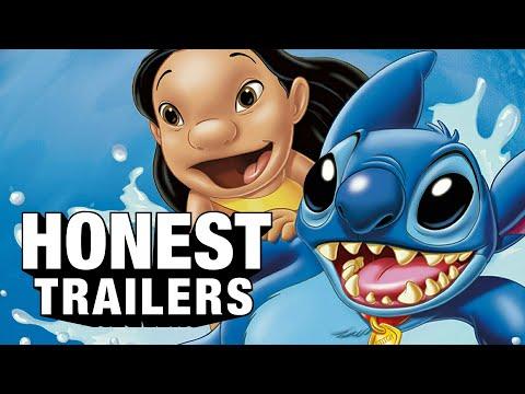 Lilo & Stitch - Upřímné trailery