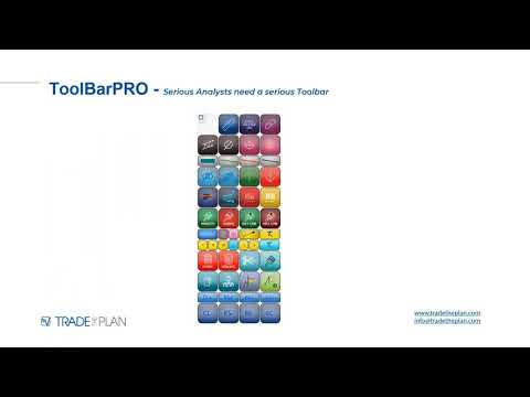 New ToolBarPRO for Professional Traders - TradeThePlan