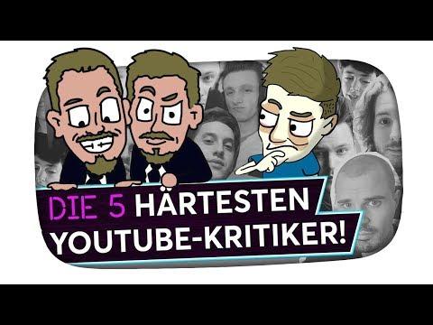 Die 5 HÄRTESTEN YouTuber-Kritiker... Kritik - Kuchen Talks #354