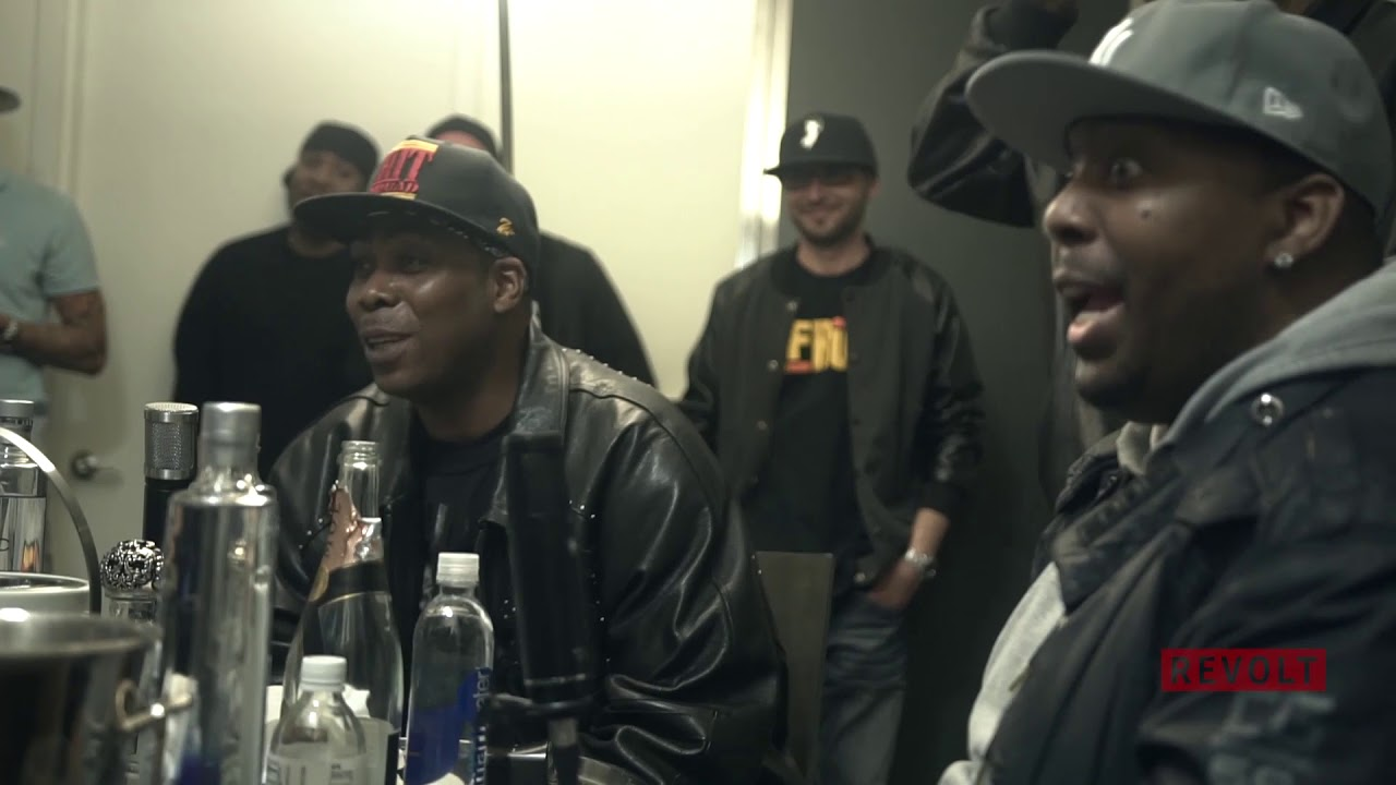 Drink Champs  EPMD reveal how a lyrical misunderstanding led to beef with  friend Rakim 6d36a90c0d2e