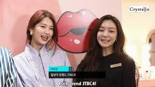 [ENG] Hyoyeon sends a Chuseok message to JTBC4 viewers - Stafaband