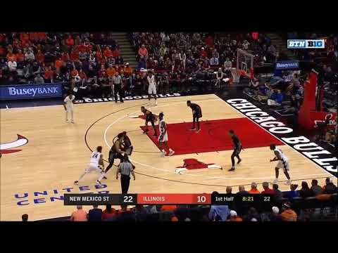 New Mexico State v. Illinois - 2017 Dec 16 - full game compressed