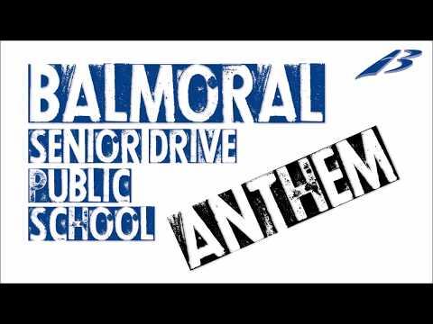 Balmoral Bobcat Anthem