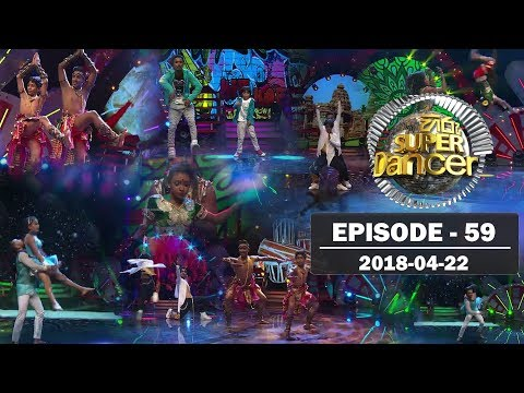 Hiru Super Dancer | Episode 59 | 2018-04-22