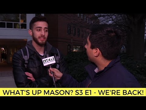 What's Up, Mason? S3E1- We're Back with Lots of Questions!