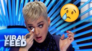 KARAOKE SINGER MAKERS JUDGE CRY | VIRAL FEED