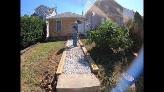 Gambar cover Cheap gravel walkway for QUICK FLIP HOUSE