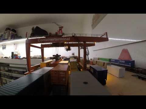 Heljan container crane