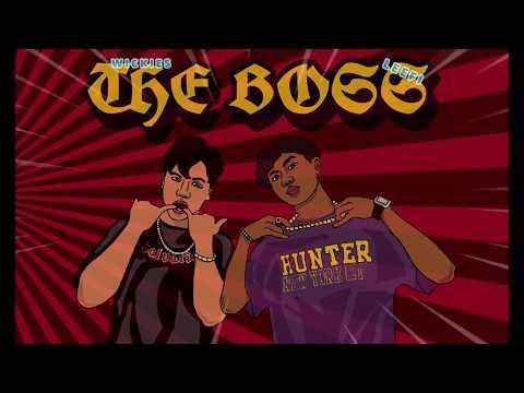 THE BOSS - LeeFi Ft Wickies [Video Lyric] OGD