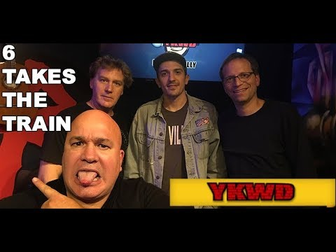 YKWD #192 - 6 Takes The Train (ANDREW SCHULZ, LENNY MARCUS, JIM FLORENTINE)