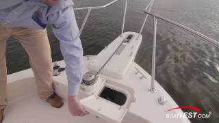 Grady-White Marlin 300 (2017-) Test Video - By BoatTEST.com
