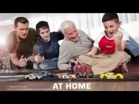 Carrera Slot Cars Commercial