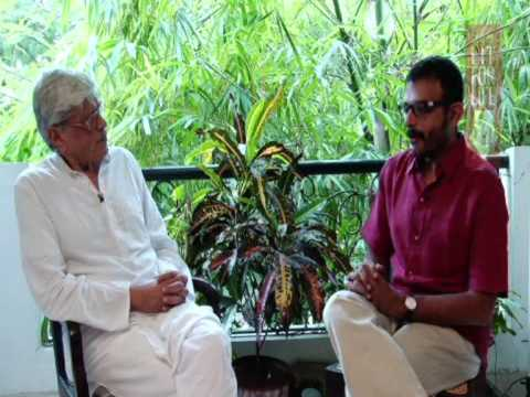 Gopalkrishna Gandhi in conversation with T.M. Krishna