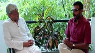 Gopalkrishna Gandhi in conversation with T.M. Krishna