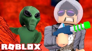We're CRASHING on MARS! -Roblox Time Travel Adventures Ep 3 Danish with ComKean